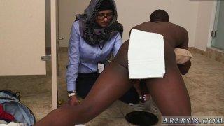 Arab straight girls Black vs White My Ultimate Dick Challenge