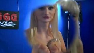 Blonde Euro Slut Orgy Golden Shower Blowjob Fucking
