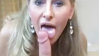 Sick Of Clumsy Hubby Milf Calls Up Lucky Gu